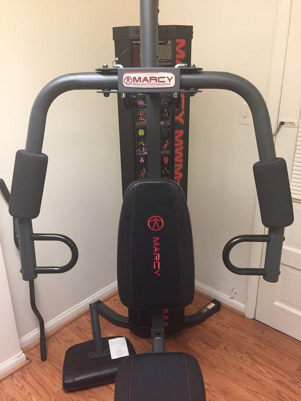 Chest Workout Machine