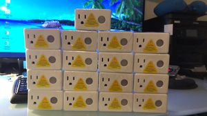New smart plug with for alexa or google home talk your lamps appliance xmas decor for Sale in Orlando, FL