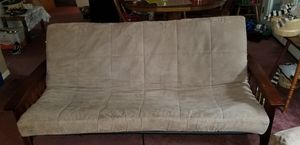 Futon with or without mattress for Sale in McDonough, GA