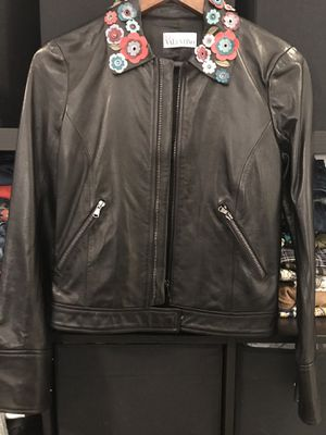 Leather jacket Red Valentino size 4 for Sale in San Francisco, CA