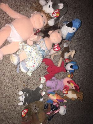 Ty beanie babies for Sale in Portsmouth, VA