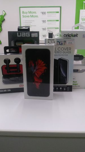 Cricket iPhone and accessories for Sale in Cleveland, MS