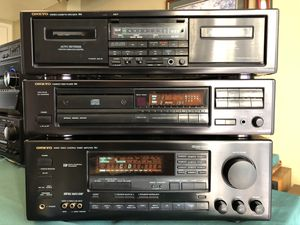 Onkyo Receiver Combo for Sale in Buena Park, CA