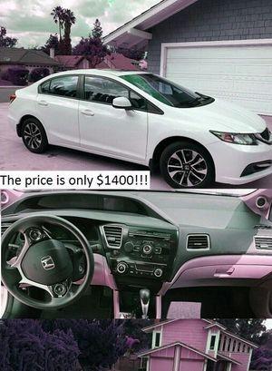 2013 Honda Civic Price$1400 for Sale in Jersey City, NJ