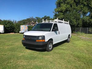 2017 Chevy Express Cargo Van for Sale in Lutz, FL