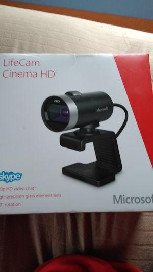Microsoft LifeCam Cinema HD for Sale in Saint Joseph, MO
