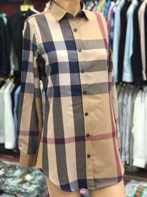 Burberry Brit Camel Women shirt new with tags for Sale in New York, NY