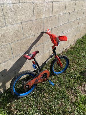 Kids Spider-Man bike for Sale in Pomona, CA