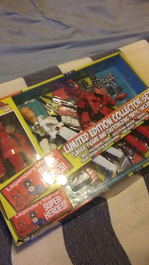 Deadpool collector pack NEW IN BOX for Sale in Chicago, IL