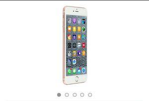 ROSE GOLD IPHONE 6S PLUS 32GB AT&T for Sale in Fairfax, VA