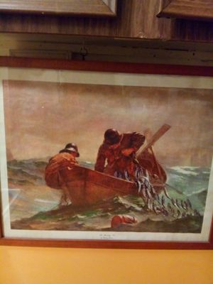 The herring Net by Winslow Homer for Sale in Jacksonville, FL