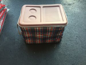 Cooler (Never used) on wheels for Sale in Pittsburgh, PA