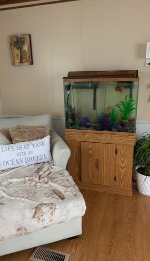 Fish tank for Sale in Dillsburg, PA