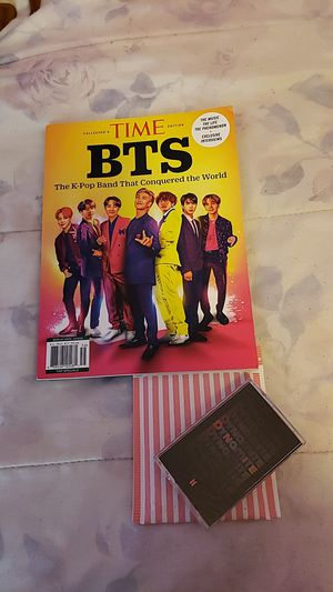 BTS bundle for Sale in Lemoore, CA