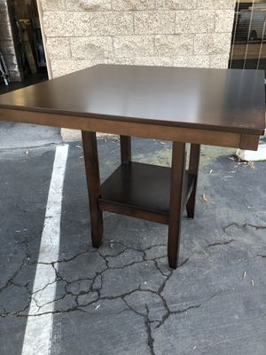 New Belmore Espresso color Counter Height Dining Table Kitchen home furniture household general for Sale in Chula Vista, CA