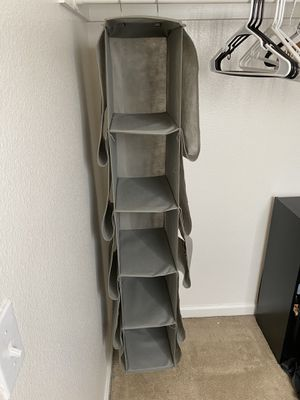 5 Tier Closet Organizer for Sale in San Diego, CA