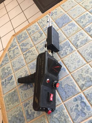 Thomas electroscope long range metal detector for Sale in Fort McDowell, AZ
