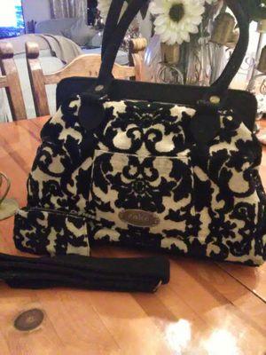 Petunia Pickle Cake diaper bag,purse, tote for Sale in Los Angeles, CA