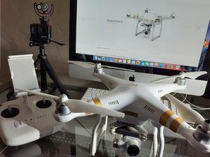 Drone DJI Phantom 3 for Sale in Houston, TX