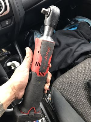 Snap on cordless ratchet for Sale in Fresno, CA