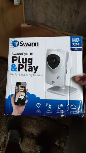 security camera for Sale in Twin City, GA
