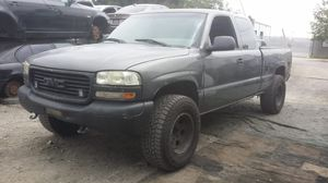2000 GMC SIERRA PARTING OUT for Sale in Fontana, CA
