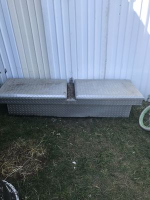 Tool box full size no key for Sale in Nashville, TN