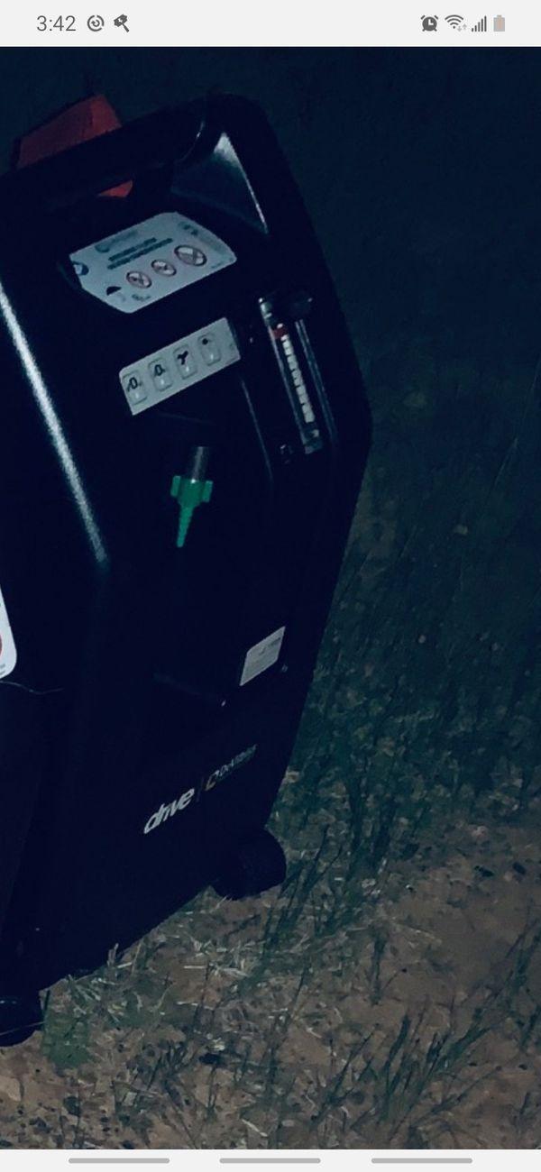 Drive vision air breathing machine