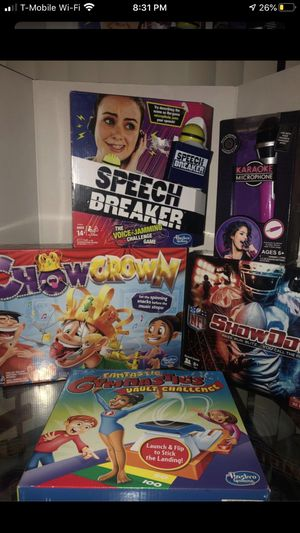 Kids and Teenager Games for Sale in Apple Valley, CA