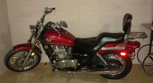 ☆ 2004 Kawasaki Vulcan 500 Motorcycle for Sale in Tacoma, WA