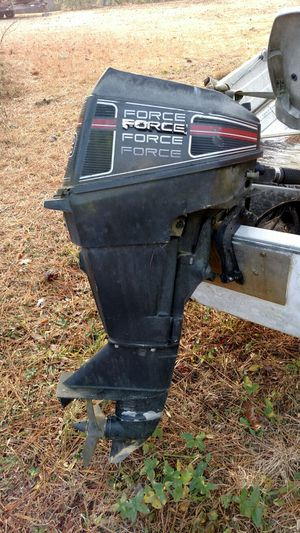 Force 9.9 outboard motor for Sale in Blackstone, VA