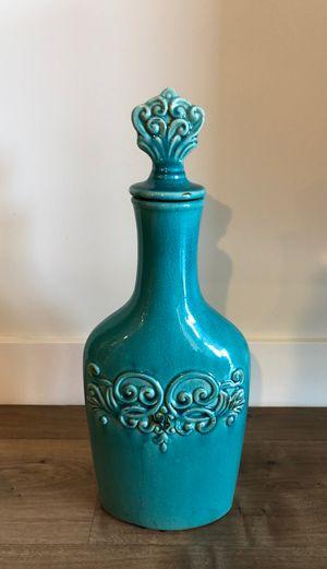 Beautiful ceramic decorative vase for Sale in Marina del Rey, CA