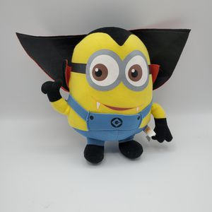 Despicable Me minions plushie Halloween vampire for Sale in Spring Hill, FL