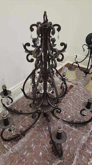 chandelier and lights for Sale in Warrenton, VA