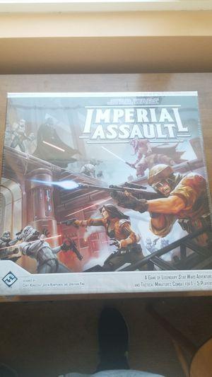 Star Wars Imperial Assault Board game for Sale in Menifee, CA