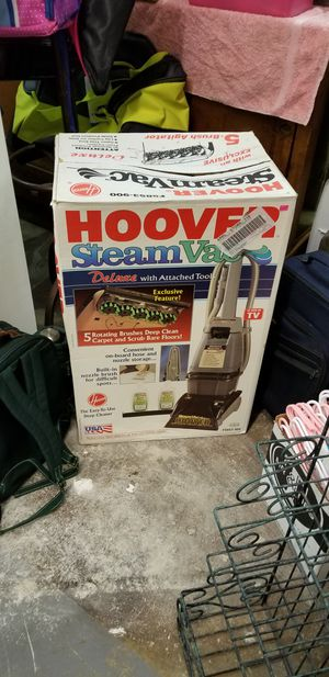 Brand New Hoover steam cleaner for Sale in Braidwood, IL