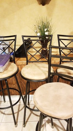 4 bar stool for Sale in Wildwood, MO