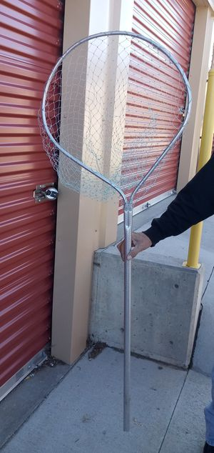 Aluminum Hoop and Handle Fishnet for Sale in Colorado Springs, CO