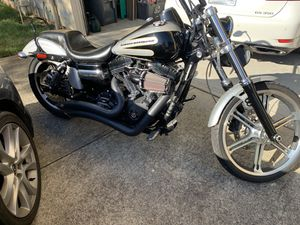 2013 Harley Davidson Dyna Wideglide for Sale in Buford, GA