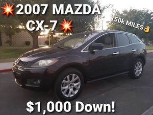 2007 MAZDA CX-7 TURBO SPORT for Sale in Las Vegas, NV