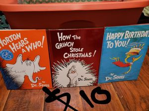 Dr. Seuss books for Sale in Bell Gardens, CA