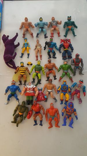 He man heman lot $200 for Sale in San Jose, CA