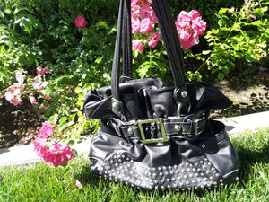 Wilson's Leather Studded Purse Like New for Sale in Caruthers, CA