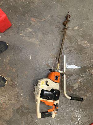 Stihl Auger/drill !! for Sale in Loganville, GA