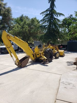 Ford Backhoe for Sale in Squaw Valley, CA
