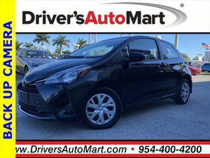 2018 Toyota Yaris for Sale in Davie, FL