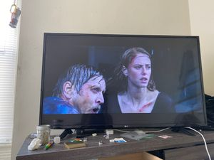 50 inch lg tv (not smart) for Sale in Washington, DC