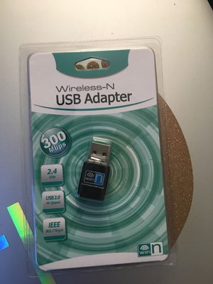 Wireless usb adapter for Sale in Gardena, CA