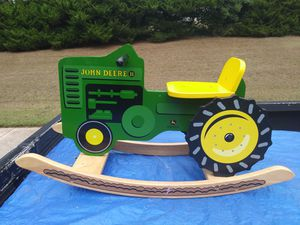 John Deere rocking tractor for Sale in Rex, GA