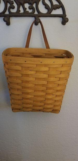 Longaberger Hanging Basket for Sale in San Antonio, TX